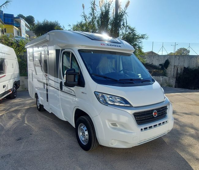 Adria COMPACT SP PLUS photo 1