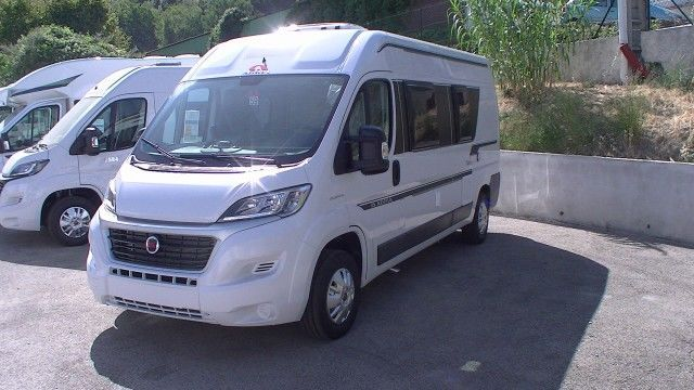 Adria twin 600 spt photo 1