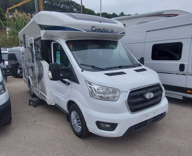 Chausson 650 titanium photo 1