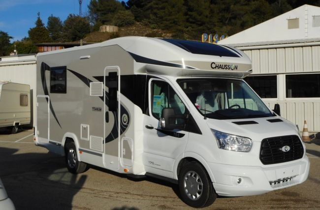 Chausson TITANIUM 758photo 1