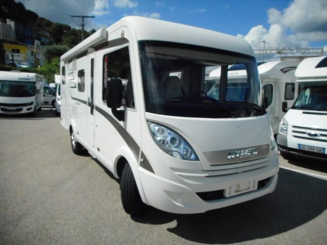 Hymer EXSIS I 578photo 1