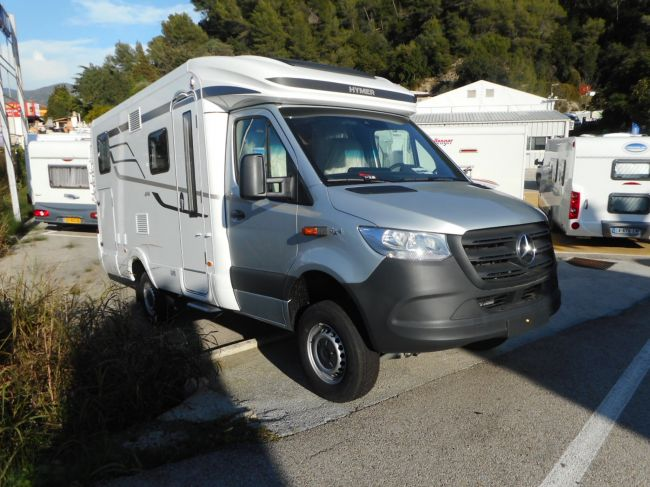 Hymer MLT 570photo 1