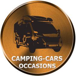 Vente camping car occasion