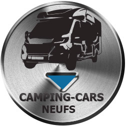 Vente camping car neuf