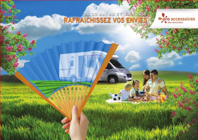 Promotions Proaccessoires 2015